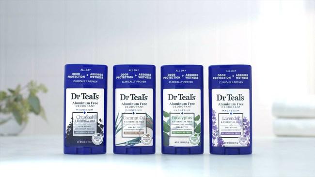Dr Teal's Aluminum Free Deodorant