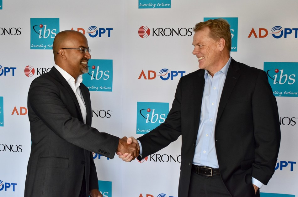IBS Software to Acquire Canadian Aviation Software Major (PRNewsfoto/IBS Software (IBS))