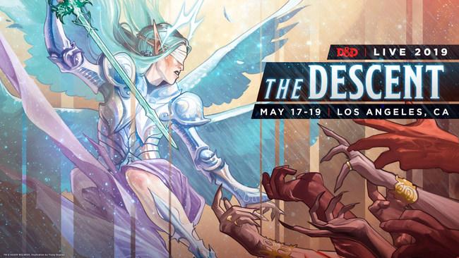 D&D Live 2019: The Descent