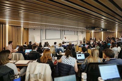 London Business School introduced its latest case study