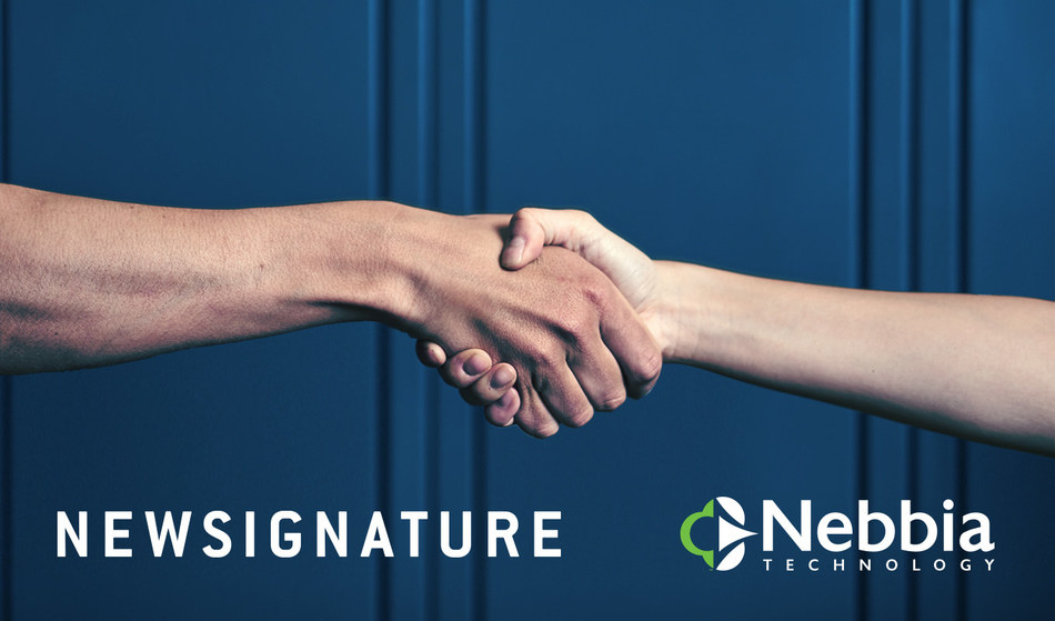 New Signature acquires Nebbia Technology