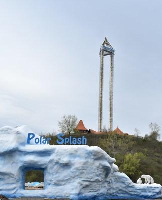Polar Splash Iceberg (CNW Group/Marineland)