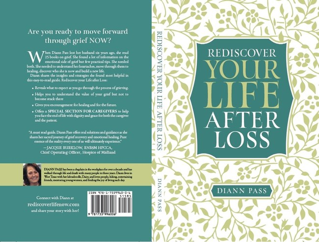 New Book Offers Practical Suggestions for Moving Forward after the Death of a Spouse