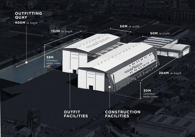 Oceanco acquires the Heerema Zwijndrecht construction facilities (PRNewsfoto/Oceanco)
