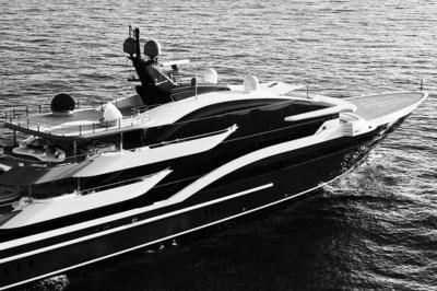 Oceanco's 90m DAR win big at the World Superyacht Awards 2019 (PRNewsfoto/Oceanco)