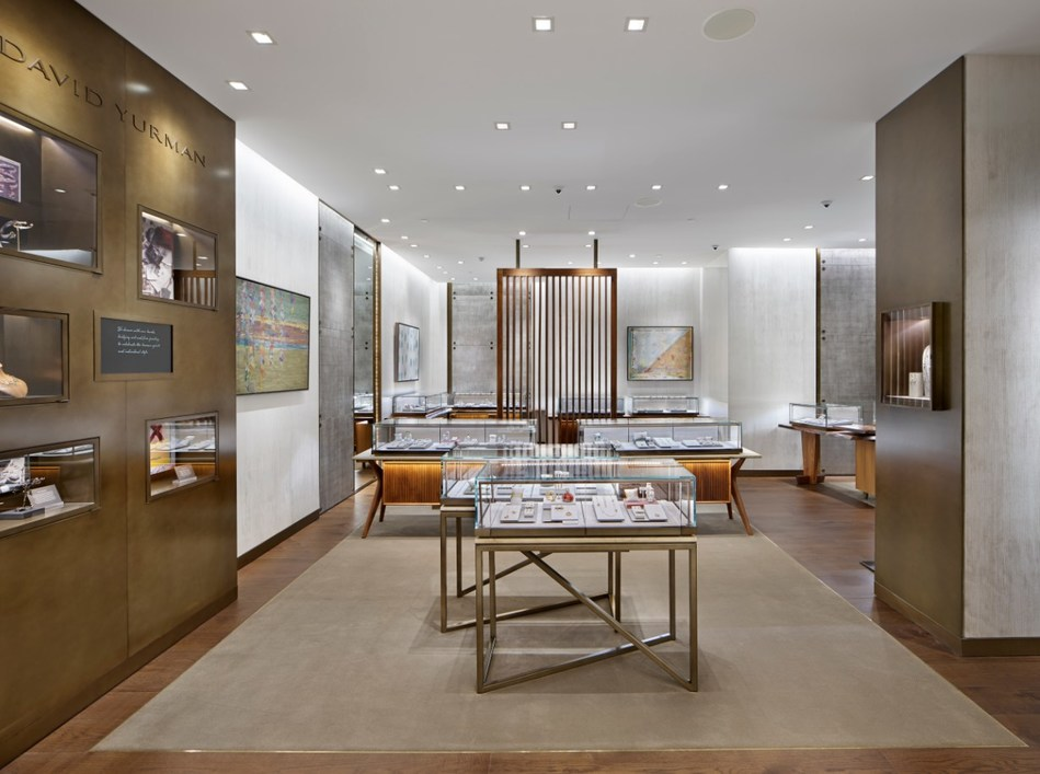 David Yurman Holt Renfrew Ogilvy Boutique