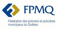 Logo : Fédération des policiers et policières municipaux du Québec (FPMQ) (Groupe CNW/Fédération des policiers et policières municipaux du Québec (FPMQ))