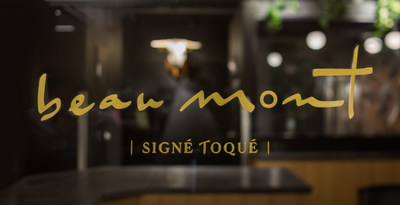 Opening of Beau Mont restaurant (CNW Group/Signé Toqué)