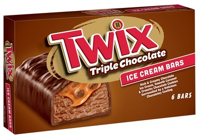New To The Freezer Aisle New Innovation From Snickers And Twix