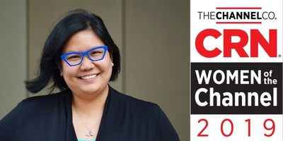 Eileen Tan of Nintex Honoured as One of CRN's 2019 Women of the Channel