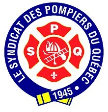 Logo : Syndicat des pompiers du Québec - FTQ (Groupe CNW/Syndicat des pompiers et pompières du Québec (SPQ-FTQ))