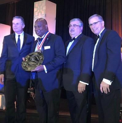 IFMA's 65th Gold Plate recipient, Regynald G. Washington.