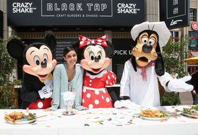 国际汉堡店Black Tap的新店盛大开业