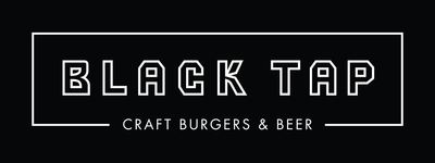 Black Tap Craft Burgers & Shakes Logo
