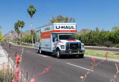 U Haul Destination City No 3 Las Vegas Continues To Develop