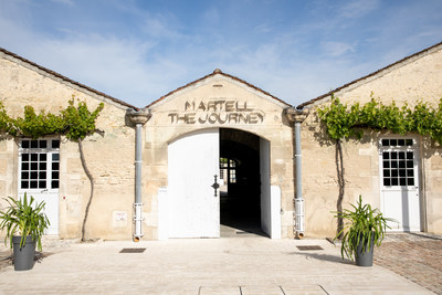 Martell the Journey: A New Multi-sensory Visitor Experience to Discover Maison Martell