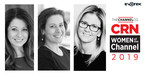Three EVOTEK Leaders Honored as CRN's 2019 Women of the Channel
