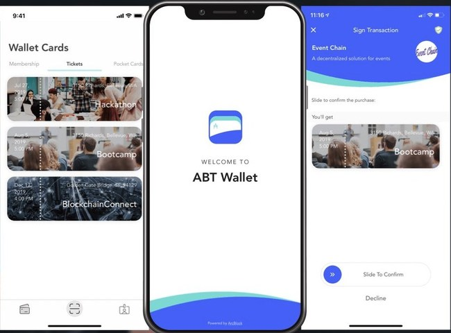 ABT Wallet bringing Decentralized Identity to Everyone