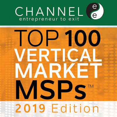 C Spire Business ranked world's top healthcare managed service provider in 2019