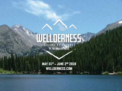 Inaugural Wellderness™ festival bringing weekend of wellness events to Estes Park, Colo., near Rocky Mountain National Park