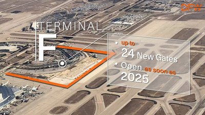 DFW Airport and American Airlines Announce Plans for Sixth Terminal