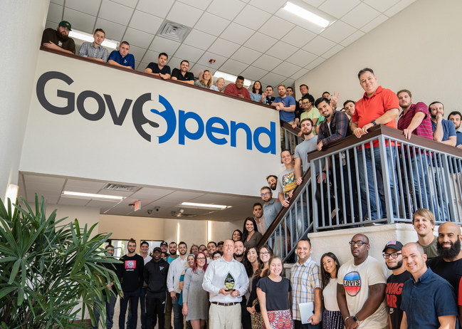 GovSpend CRO Jack Siney and Team