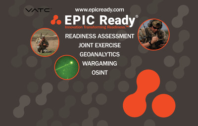 VATC awarded U.S. Patents for EPIC Ready® on display at SOFIC 2019