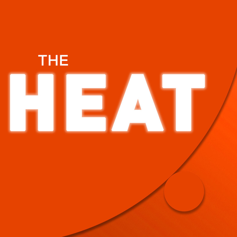 """CGTN America's First Podcast: """"The Heat"""" Hosted by Anand Naidoo"""