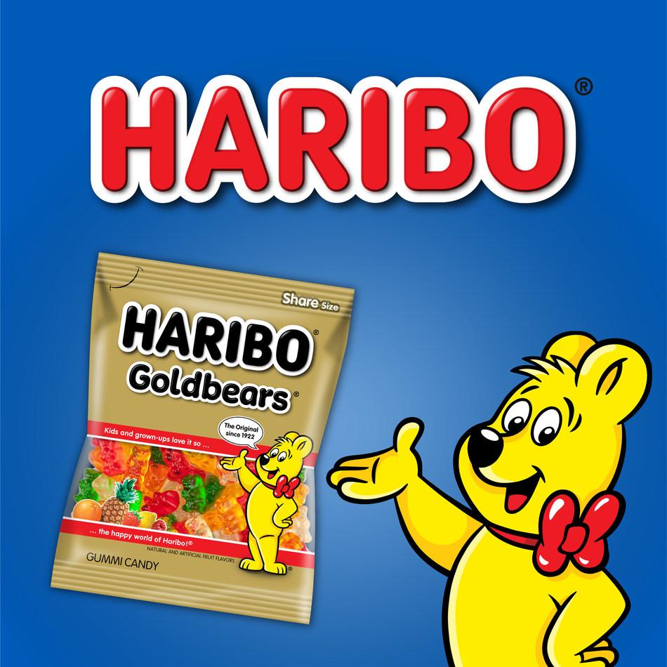 HARIBO, America's #1 Gummi Brand, Unveils Two New Treats