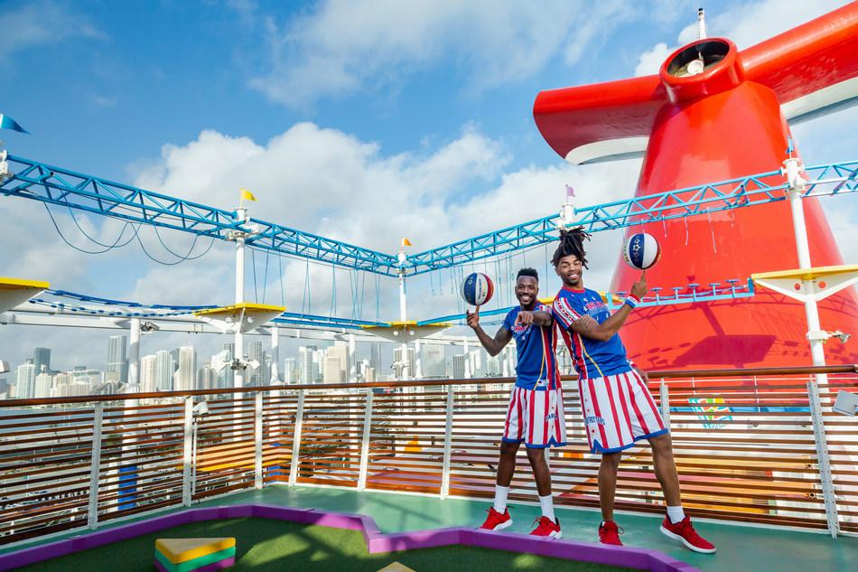 (PRNewsfoto/Carnival Cruise Line)