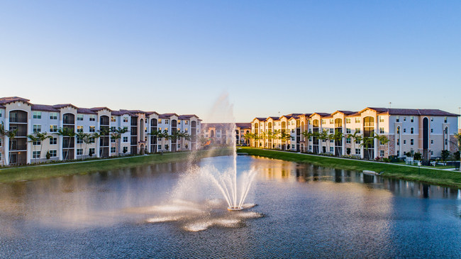 JMG President Tim Brock noted the firm's growing involvement in new joint ventures with development partners. (Pictured: Luma Miramar in Miramar, Florida)