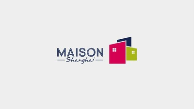 The new logo of Maison Shanghai states the attitude towards exploring infinite possibilities for both product design and unique lifestyle for the very individual.
