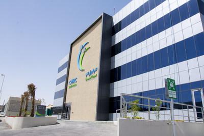 CMRC KSA Facility (PRNewsfoto/Cambridge Medical & Rehab)