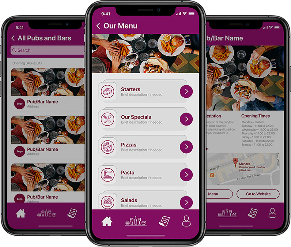 Hopt Mobile App (PRNewsfoto/Epos Now)