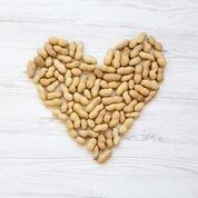 The Peanut Institute reports fatty acid in peanuts lowers risk of major cardiovascular events.
