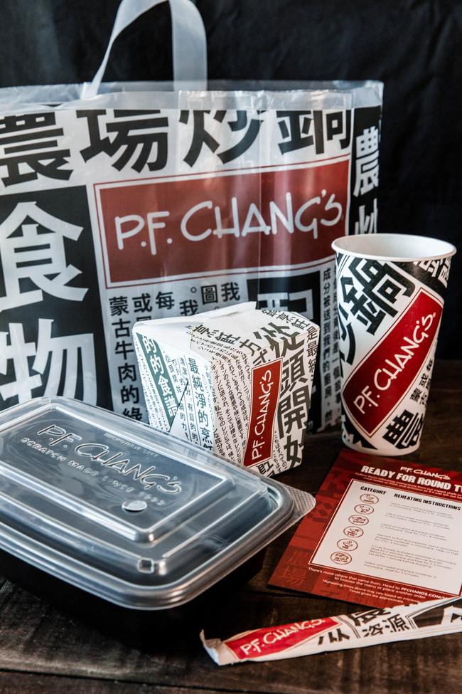 P.F. Chang's offers carry out and delivery in restaurants across the U.S. Now, guests can order their P.F. Chang's favorites through the Uber Eats App.