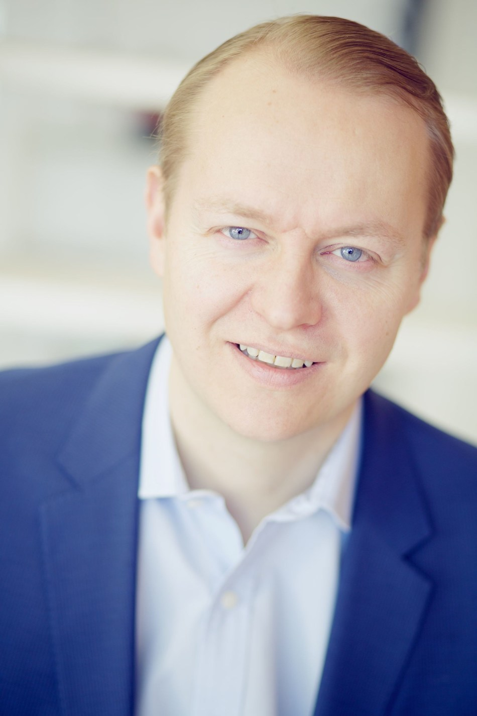 Roland Palmer, Alipay's Head of Europe, Middle East and Africa