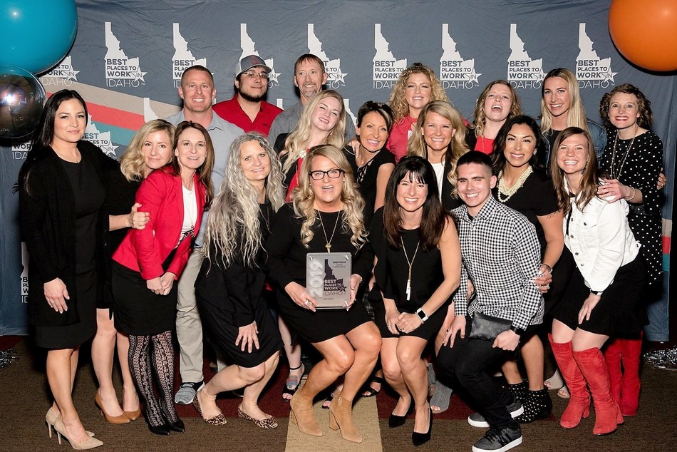 CBH Homes voted one of the 2019 Best Place to Work in Idaho by the Idaho Business Review.