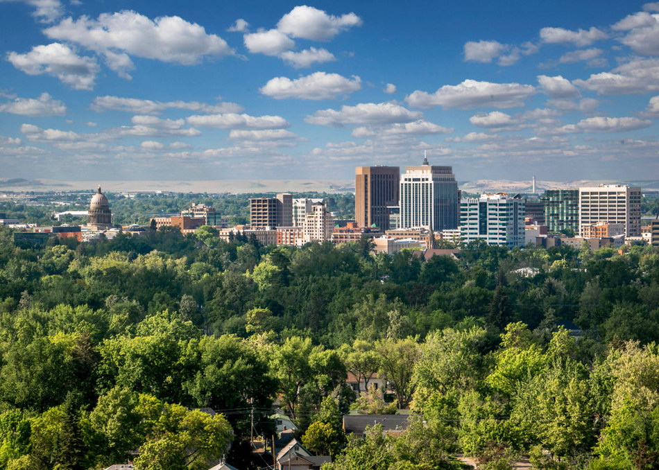 """""""Boise has been one of the best-kept secrets of the Mountain West,"""" said Maddy Bishop, Business Development Representative. """"Boise is constantly being ranked as one of the top growing cities with one of the nation's fastest-growing job markets."""""""
