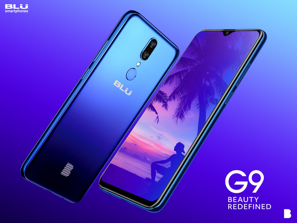 Blu Products Introduces The New G9 The Latest Ultimate Value Smartphone By Blu