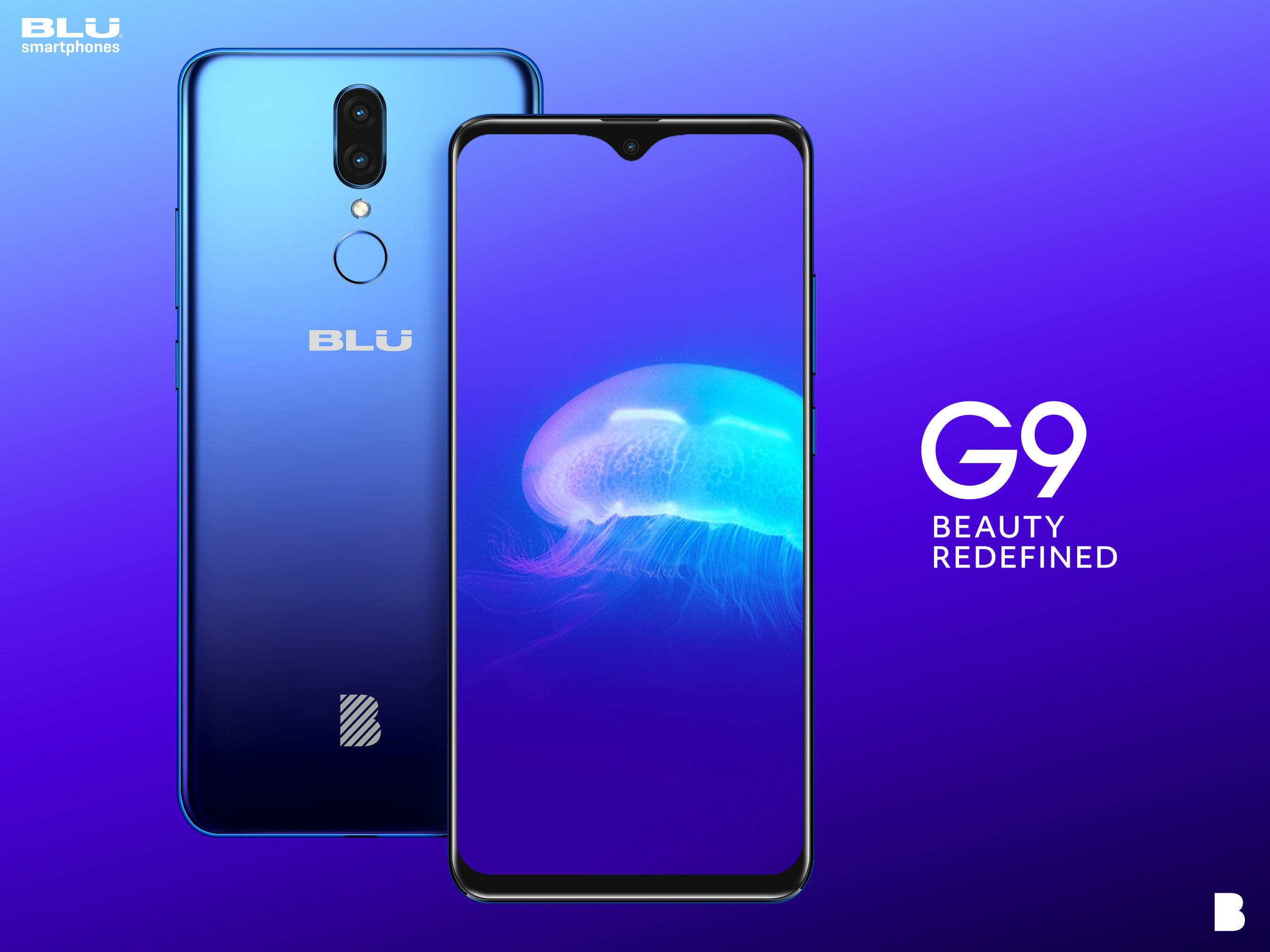 BLU Products Introduces the New G9 the Latest Ultimate-Value