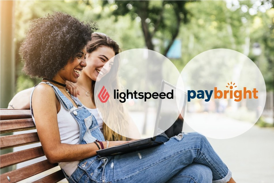 PayBright Partners with Lightspeed to offer pay-later solution to e-commerce merchants across Canada (CNW Group/PayBright)