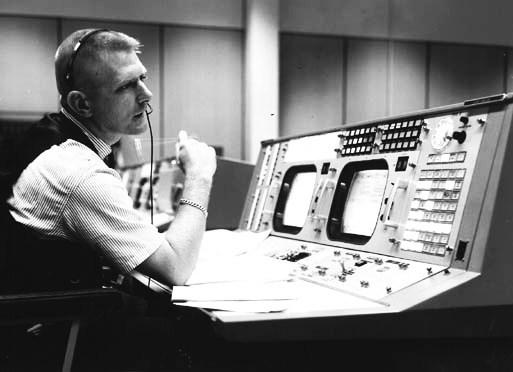 Hear from Gene Kranz, Apollo 11 Flight Director, and more. Photo credits to NASA.