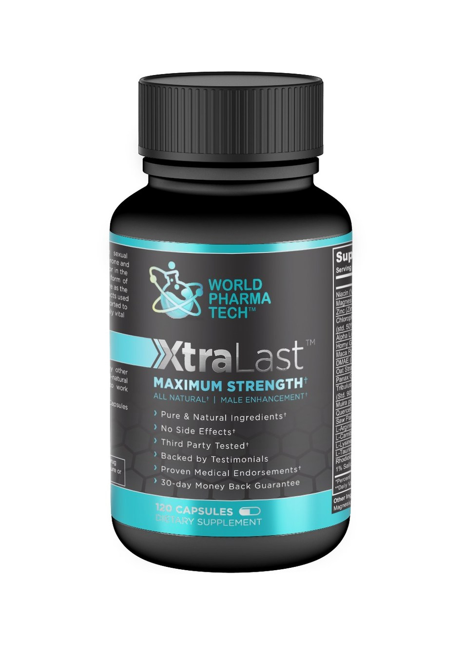 This year, a California-based biomedical innovation company will roll out a holistic male enhancement supplement, XtraLast®, which blends known traditional remedies with modern technology.