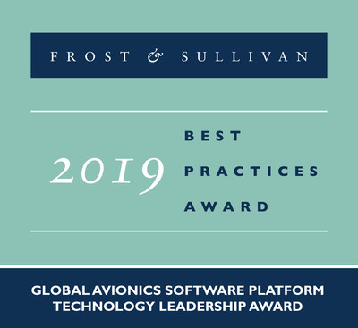 Wind River Recognized with Frost & Sullivan Technology Leadership Award for VxWorks Avionics Software Platform