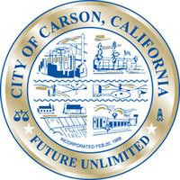 City of Carson Seal