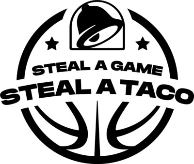 "For the fourth year in a row, everyone in America has the chance to win a free Taco Bell taco once the road team ""steals"" a win from the home team in the 2019 NBA Finals."
