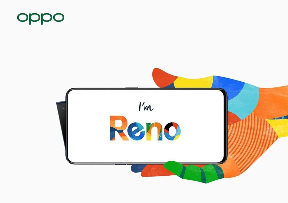 OPPO Reno (PRNewsfoto/OPPO)