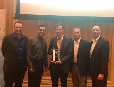 Digi-Key Receives the Vishay Passive Catalog Distributor of the Year Award