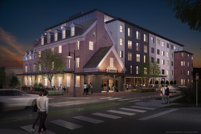 Credit: Smith Buckley Architects / Lincoln Brown Rendering